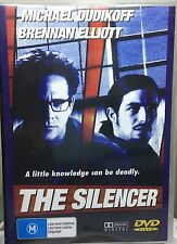 The Silencer dvd - Michael Dudikoff