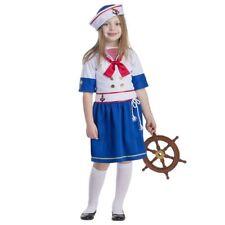 Kids Sailor Girl Pretendplay Costume By Dress up America