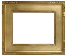 "16 x 20 Plein air Picture Frame Hand Applied Gold Metal Leaf  ""Best Quality"""