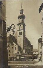 Aus Hall iT Tirol Austria c1910 Real Photo Postcard
