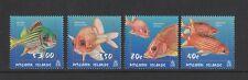 2003 Pitcairn Islands, Fish, SG 651/4, MUH, Set of Four
