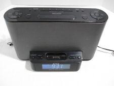 iPod Docking Station Sony Dream Machine AM FM Radio Dual Alarm Clock ICF-C1iPMK2