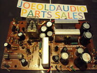 Onkyo TX-6500 MKii Power Supply Board. Part # 25130502 Parting Out TX-6500 MKii.