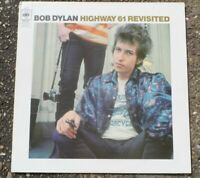 LP BOB DYLAN Highway 61  Yellow/Orange CBS 70s re-issue s 62572 A4/B5 revisited