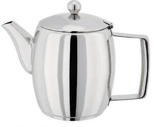 Judge Hob Top Teapot - 1.3 Litre Stainless Steel JA61