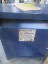 Hevi-Duty Modell: T2H15S Sheilded General Purpose Transformer.  <