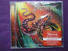 KHYMERA / The Grand Design CD w/ Bonus Track NEW SEALED Unisonic,Pink Cream 69