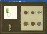 Coin Sets of All Nations Finland 1982-1984 UNC 1,5 Markkaa 1984