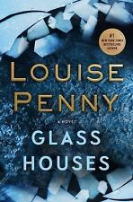 Chief Inspector Gamache Novel: Glass Houses 13 by Louise Penny (2017, Hardcover)