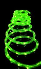 STOCK CLEARANCE ON NEW 5M FLEXIBLE LED GREEN CHASING MESH ROPE LIGHT