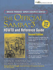 NEW The Official Samba-3 HOWTO and Reference Guide, 2nd Edition
