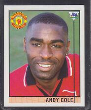 Merlin shreddies-Premier League 96 - # 45 Andy Cole-Manchester United