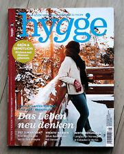Zeitschrift HYGGE No. 22 aus 2021 Vom Glück, das Leben mit Anderen zu teilen