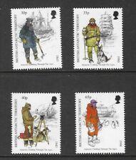 British Antarctic Territory 1998 UMM Antartic Clothing sg 286/9
