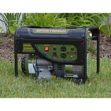 Portable Generator Gasoline 2000 Watt Engine Camping Emergency Gas Powered New