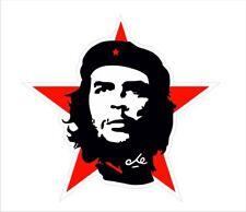 Che Cuevara Kuba roter Stern Car Sticker wetterfest Aufkleber Art.-Nr. 7799