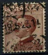 ITALIA 1917-1920 SG#110, 85 C Rosso-bruno usato #D62071