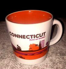 Dunkin Donuts Connecticut Runs On Dunkin Mug Cup 2013
