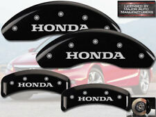 "2003-2011 ""Honda"" Element Front + Rear Black MGP Brake Disc Caliper Covers 4pc"