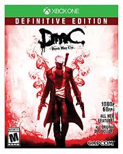 DMC Devil May Cry: Definitive Edition - Microsoft Xbox One
