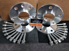 kit 4 Distanziali Ruota PORSCHE BOXSTER 986 1997 > 2004   20mm CON BULLONI