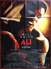 Affiche ALI Michael Mann WILL SMITH Boxe JAMIE FOXX 120x160cm *