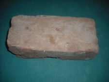 HANDMADE SLAVE MADE CHARLESTON SC BRICK 1800S PAVER CLAY FREE PRIORITY SHIPPING