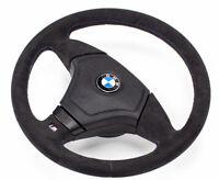 Alcantara Lenkrad  BMW M3 E46 Steering Wheel mit Airbag  !!! alcantara !!!