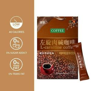 L-carnitine Instant Coffee Powder For Weight Loss Sweet Scent & Good Taste US