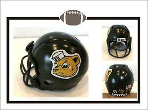 """Custom New For 10-16-21 Baylor Bears """"Sailor Bear Logo"""" 2"""" Pocket Pro Helmet"""
