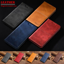 For Motorola Moto G6 G7 Play G8 Plus Luxury Magnetic Leather Wallet Case Cover