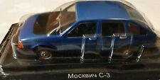 Moskvitch S-3 Meridian Soviet CARS - 1:43 - DeAgostini/IXO/ALTAYA