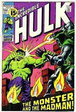 INCREDIBLE HULK 144   HULK vs DOCTOR DOOM!  3rd DOC SAMSON!  Doc Doom Movie!  F-