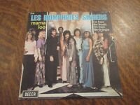 45 tours THE LES HUMPHRIES SINGERS mama loo