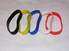 SILICONE WALLET BANDS