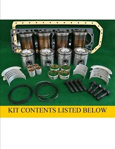 RP925134 for Case 188 Overhaul Engine Rebuild Kit 430 440 441 470 480 530 570