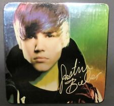 Empty Justin Bieber Watch Box 3.5 inch Square