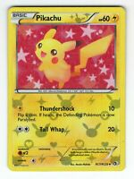 Pikachu - Pokemon Card RC7/RC25 Holo (Legendary Treasures) EX-MT+