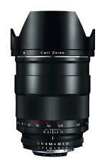 Zeiss Distagon T 35 mm F/1.4 Ze Objetivo para Canon Expositor