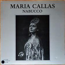 33t Maria Callas - Nabucco (LP)