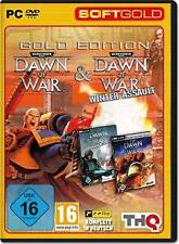 WARHAMMER 40.000 DAWN OF WAR GOLD EDITION + WINTER ASSAULT NEU