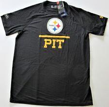 Sports Mem, Cards & Fan Shop Beautiful Nwt Nfl Kids Pittsburgh Steelers Football Fan Yellow Football T-shirt *m-l