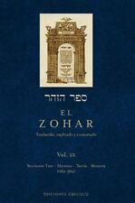 EL ZOHAR - EDICIONES OBELISCO (COR) - NEW BOOK