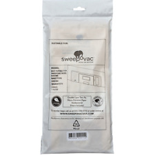 Sweepovac Svb1500 Replacement Bag Pack with Filter
