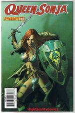 QUEEN RED SONJA #1, NM-, She-Devil, Jackson Herbert, 2009, more RS in store