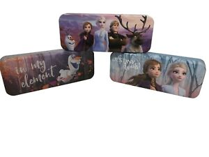 Set of 3 Pencil Cases for School and Organizing. For Frozen Princess - Fans