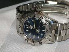 Tag Heuer 2000 AUTOMATIC Professional WK2212 Mid size Watch Men Women