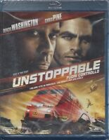 Blu-ray **UNSTOPPABLE ♦ FUORI CONTROLLO** con Denzel Washington nuovo 2011