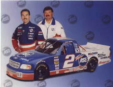 1997 Mike Bliss Team ASE Ford F-150 NASCAR CTS postcard