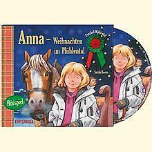 Ponyhof Mühlental. Anna und der Weihnachtsgast von Bosse... | Buch | Zustand gut